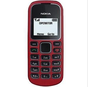 Original NOKIA 1280 Cellular Phone GSM Unlocked GSM Multilingual keyboard