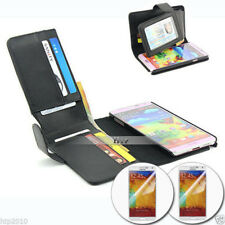 Full Size Long Wallet Flip Leather Case Cover for Samsung Galaxy Note 3 2sp AU