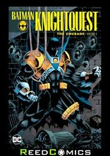 BATMAN KNIGHTQUEST THE CRUSADE VOLUME 1 GRAPHIC NOVEL (360 Pages) New Paperback