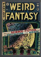 EC Comics Fantasy Weird Science 15 FN 6.0 1950 Golden Destination Moon Fiction