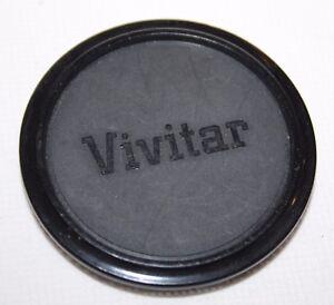 Vivitar - Genuine 55mm Slip-on Lens Cap - vgc