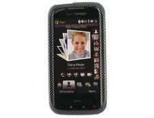 Hard Plastic Phone Design Case Carbon Fiber For Verizon HTC Touch Pro 2