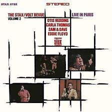 The Stax/Volt Revue - The Stax/Volt Revue Vol 2 (Live In Paris) Warner (NEW CD)