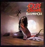 OZZY OSBOURNE - BLIZZARD OF OZZ USED - VERY GOOD CD