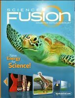Grade 2 Science Fusion Student Worktext Edition 2012 ScienceFusion 2nd