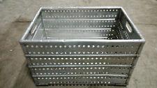 Zarges Aluminium Werkzeug Box / Alu-Kiste Transportkiste Lagerkiste Stapelbox