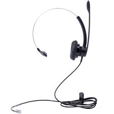 Plantronics Practica SP11 Headband Headset with RJ9 plug for Headset-Ready Phone
