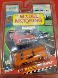 Model Motoring Tyco AFX ORANGE 60 JUDGE GTO HO RTR Mid America