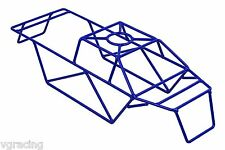 Traxxas T-Maxx™, TMaxx™, Powder Coated Blue Roll Cage Fits  4908 4907 49077-1