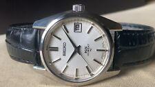 Vintage SEIKO Hand-Winding Watch/ KING SEIKO KS 4502-7001 SS Hi-Beat 36000bph