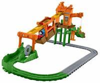 circuit THOMAS le train tyrolienne de l'île de brume   FISCHER PRICE