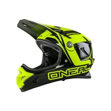 CASCO MTB DOWNHILL DH SPORT O'NEAL SPARK BLACK YELLOW TG. L