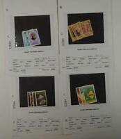 ANTIGUA & BARBUDA STAMPS APPROXIMATELY 60 STAMPS MNH