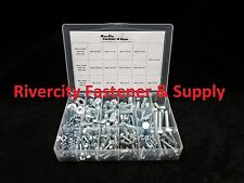 Metric Fine Thread Nut, Bolt  Hex Head & Washer Grade 10.9 Assortment with tray