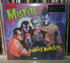 MISFITS - FAMOUS MONSTERS - MOV - MUSIC ON VINYL - LP