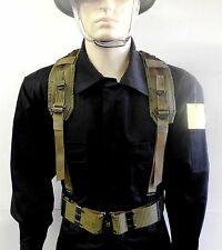 UNISSUED VIETNAM ERA MLCE NYLON FIELD PACK SUSPENDERS (1968)