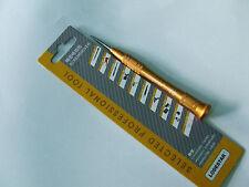 CACCIAVITE TORX PROFESSIONALE PER ELETTRONICA MISURA 1,2 X 25 mm