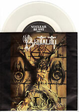 BRUTALITY sadistic 45RPM transparent vinyl Death Metal