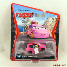Disney Pixar Cars 2 Mary Esgocar #49 new