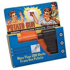 POTATO GUN toy gun spuds novelty toys SPUD game toys new shoot potatos classic