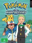 Pokemon - Rival Destinies : Season 15 (DVD, 2013, 6-Disc Set)
