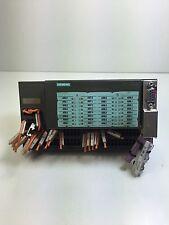 Siemens simatic S7 ET 200L 6ES7 131-1BL01-0XB0 & 6ES7 193-1CL10-0XA0 ----95