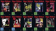 18 Best of EDGAR WALLACE Filme HEXER Frosch ZINKER Abt BOGENSCHÜTZE DVD Edition