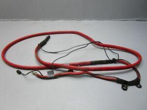 BMW 5 Touring (E61) 525I Batterie 6927705 Câble de la Positif sous Plancher