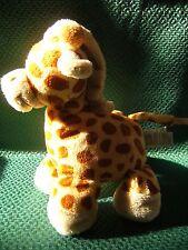 """Mothercare Giraffa Giocattolo Morbido Baby Trapunta 10"""" """"Tall circa ottime condizioni"""