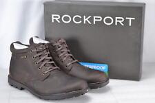 Men's Rockport Rugged Bucks Waterproof Boots Tan 10M
