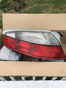 LEFT AND RIGHT OEM Porsche 911 996 Carrera 4s, Turbo, GT2 Tail Light Housings