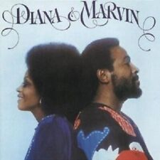 """DIANA ROSS AND GAYE """"DIANA AND MARVIN"""" CD NEW+"""