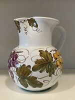 IMOLARTE PITCHER - Ommagio Imperial Tile- Grapes