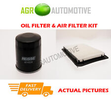 PETROL SERVICE KIT OIL AIR FILTER FOR MAZDA 2 1.3 84 BHP 2010-