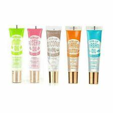 Broadway Vita Lip Gloss Clear Mint Rosehip Coconut Argan Mango Butter Oil [5Pcs]