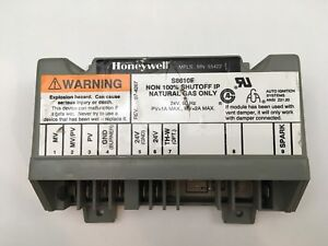 HONEYWELL S8610F1008  Universal Intermittent Pilot Ignition Control  #P348