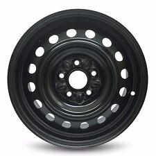 "New (06-12) Toyota Rav4 16""x6.5"" 5 Lug Black Replacement Steel Wheel Rim 5x114.3"
