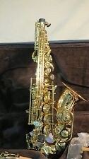 Chateau Curved Soprano Saxophone Lacquer Finish Professional Model  VCH-CS920LF