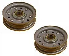 """2 Pack - King Kutter Finish Mower 4"""" Idler Pulley Single # 164090 County Line"""