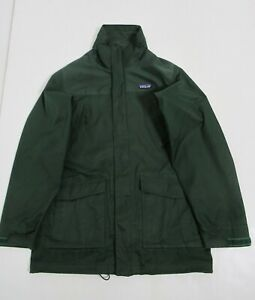 Patagonia Men's Tres 3-in-1 Parka Color Green Size S Full Zip