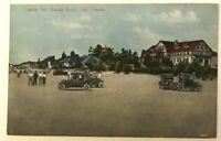 Vintage Postcard Capsian Inn, Wasaga Beach, Ont., Canada c 1920s