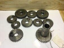 Rockwell Delta Metal Lathe Gears 1 Gear Per Sale Pick The One