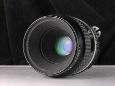 Nikon 55mm f2.8 Micro-Nikkor macro lens, AIS/AI-S, also fits Sony/Canon/Olympus
