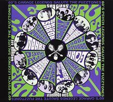 THE VARIOUS/FUZZTONES - IN FUZZ WE TRUST  CD NEU