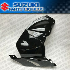 2011 SUZUKI HAYABUSA GSX1300R OEM BLACK RH RIGHT LOWER UNDER COWL FAIRING