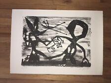 """A.R. PENCK  Idea for Sculpture No. 3, """"Expedition to the Holyland"""", 32/50 1983"""