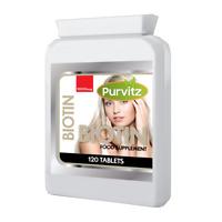 Biotin 10,000mcg HIGH Strength Fast Working Hair Skin Nails Growth Pills UK