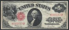 1917 US 1 DOLLAR BANK NOTE