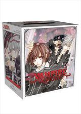 Vampire Knight (Viz) (Manga) Box Set 2 (Vol 11 - 19 with Premium) - BRAND NEW