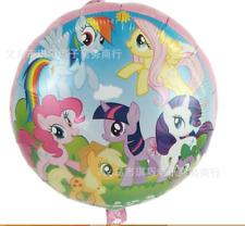 My Little Pony Helium Foil Balloon (45cm/18'') - Pony Pink Helium Foil Balloons